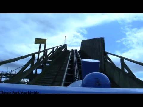 The Ultimate Front Row On Ride HD POV Lightwater Valley