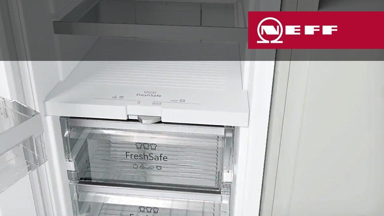 Siemens Kühlschrank Optimale Temperatur : Freshsafe 3: so funktionert die 3x länger frische u2013 neff