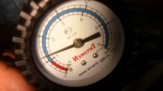 Замер давления масла Audi A4 B5 ARG(, 2013-03-13T21:19:24.000Z)