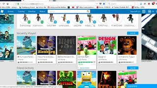 889d44a6 How to make a roblox template *WORKING 2018*