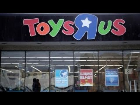 Toys R Us Can Come Back Burt Flickinger Youtube