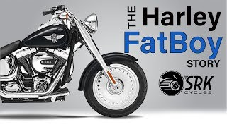 Harley Davidson Fatboy ...and everything about it: SRK Cycles