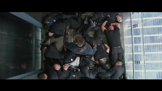 Фильм Первый мститель: Другая война за минуту