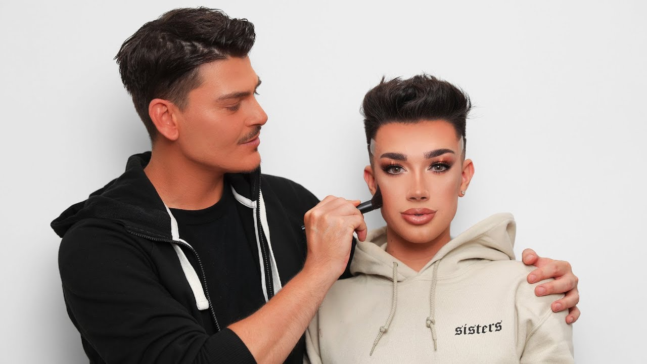 Celebrity Makeup Artist Does My Makeup ft  MakeupByMario