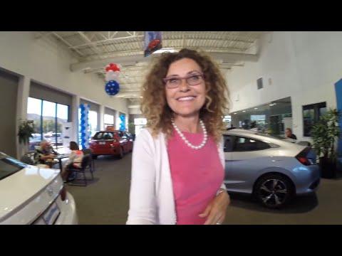 Sarena West Of San Luis Obispo Sunset Honda Dealership