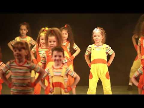 """Юбилейный Отчетный концерт коллектива Студия современной хореографии """"Оранжевый кот"""""""