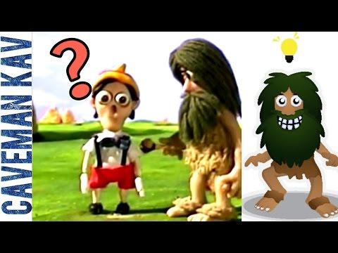 Pinocchio - A Discovery Comedy : CAVEMAN KAV #43