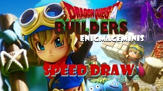 Dragon Quest Builders [SPEED DRAW]