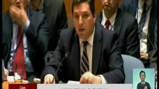 Россия и Китай заблокировали резолюцию ООН по химической атаке в Сирии