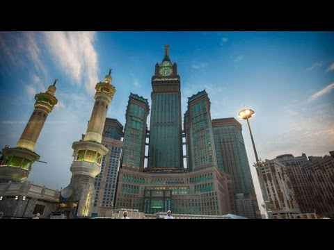 Makkah Royal Clock Tower Hotel - Mecca