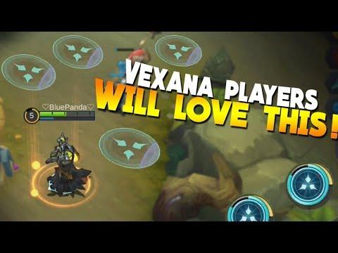 Vexana Rework Gameplay/Review Mobile Legends Halloween