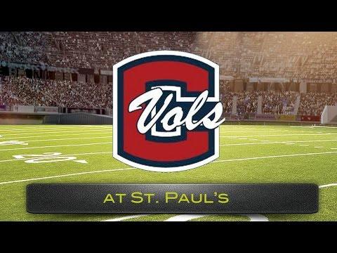Central High School of Clay County vs St Paul's (Playoffs Round 2 - 2014)