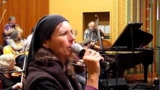 """""""The Fabulous Glen Echo Open Band"""" at Glen Echo, MD Contradance 2012-04-13 / CALLER: Delaura Padovan"""
