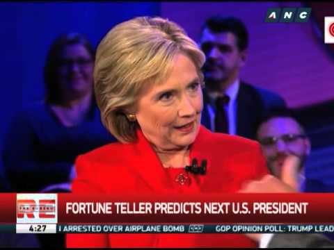 Fortune teller predicts next U.S. president