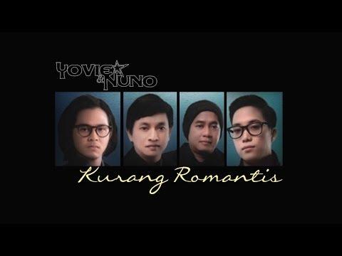 Yovie & Nuno - Kurang Romantis (Lyrics Video HD)