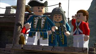 Lego Pirates of the Caribbean (PC Game)  - Gameplay Walkthrough Part 1