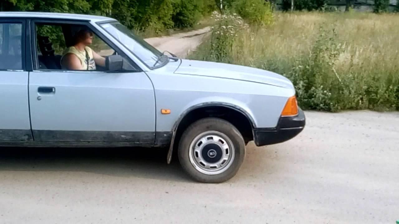 Как достать машину бревнами? Продолжаем спасать Москвич 2141
