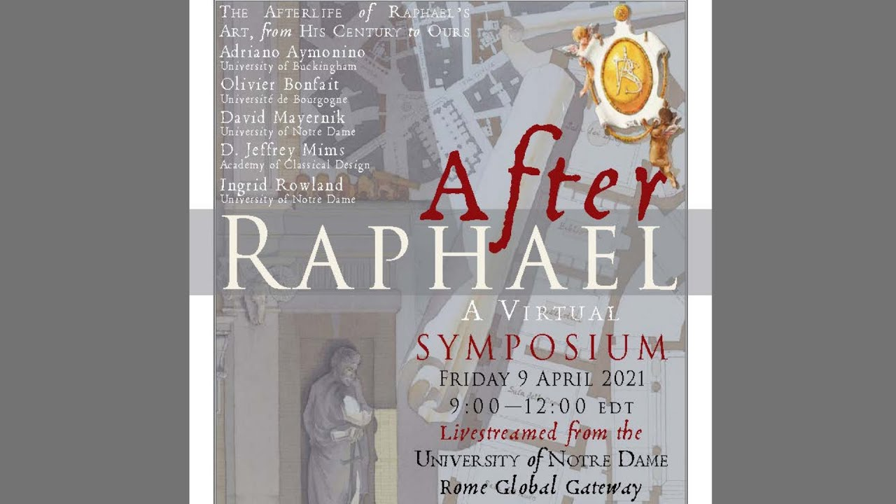 After Raphael | The Afterlife of Raphael's Art, from His Century to Ours