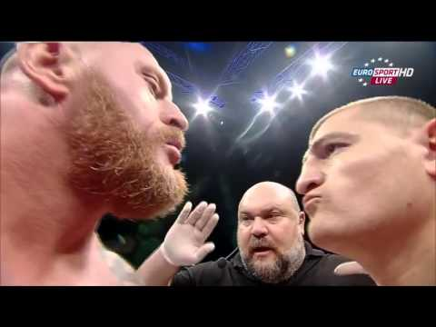 SUPERKOMBAT World Grand Prix  Tomasz Czerwinski vs Catalin M