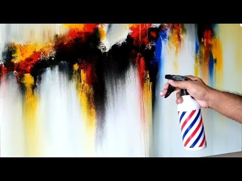 Trailor / Instructional workshop video volume - 1 / Suraj Fine Arts - Abstract Art