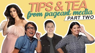 Pageant ChiChi, Heartbreaks & Horror Stories | Pageant Media Spills The Tea