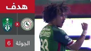 بالفيديو – حسين السيد يسجل في مرمى أهلي جدة ويكتب هدفه الأول مع الاتفاق