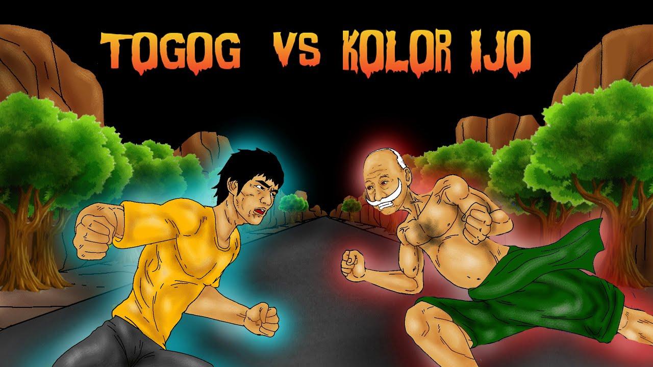 Trailer Animasi Marvel The Marvelous - Togog Vs Kolor Ijo