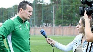Артем Федецький: «Ми готові до серйозніших навантажень»