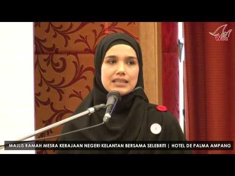 Harapan Selebriti - Wardina Safiyyah