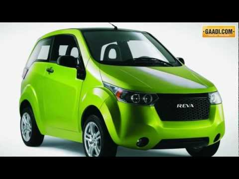 Mahindra E20- Mahindra's electric car 2013