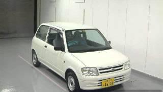 2000 DAIHATSU MIRA  L700V