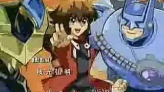 Yu-Gi-Oh!GX opening theme japanese