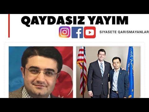 """""""Qaydasız Yayım""""da Elnur Sadıqov və Said Nuri Azərbaycandalı Gündəmi müzakirə edir"""