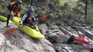 Middle Fork Salmon Kayaking HD