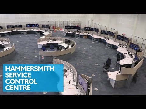 New Hammersmith Control Centre