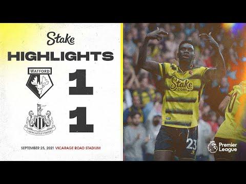 SARR & VAR DRAMA | Extended Highlights | Watford 1-1 Newcastle United