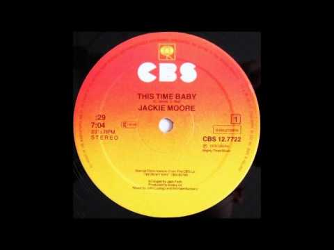 JACKIE MOORE - This Time Baby [HQ]
