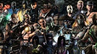 Стрим Mortal Kombat Mobile!