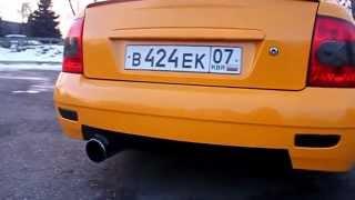 Звук Лада Приора Турбо / Sound the lada priora turbo)