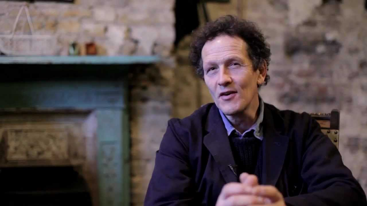 Monty Don Talks About His New Book, Gardening At Longmeadow   YouTube