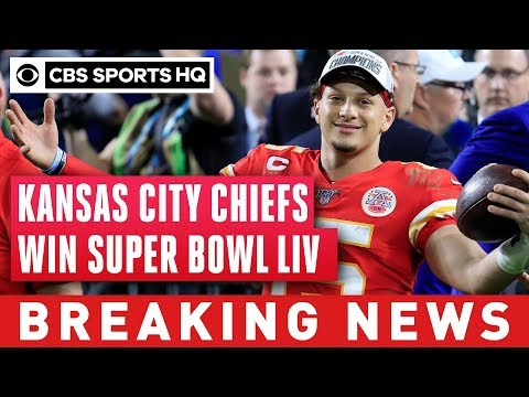 Patrick Mahomes Leads Chiefs To Late Comeback Win Over 49ers In Super Bowl LIV | CBS Sports HQ