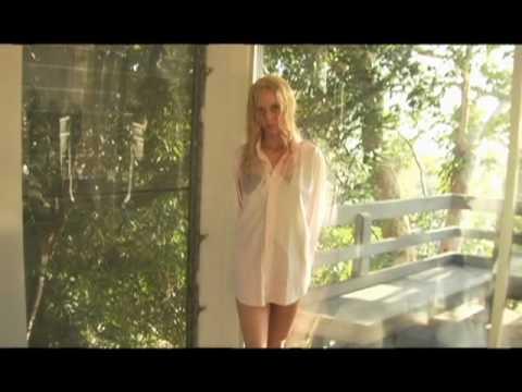 Juliet Landau's Blonde Photo Shoot
