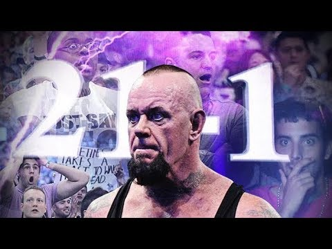 How The Undertaker's WWE WrestleMania Streak Should Have Ended