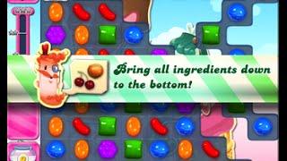 Candy Crush Saga Level 1622 walkthrough (no boosters)