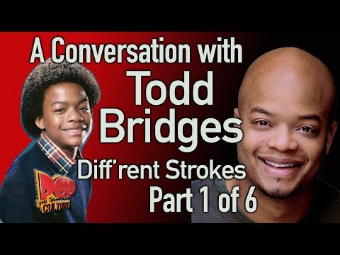 Todd Bridges reveals how Diff'rent Strokes ripped off the Brady Bunch Part 1 of 6