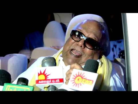 Islamic and Dravidian singer Nagore E.M. Hanifa died In Chennai - Karunanidhi's Emotional Homage