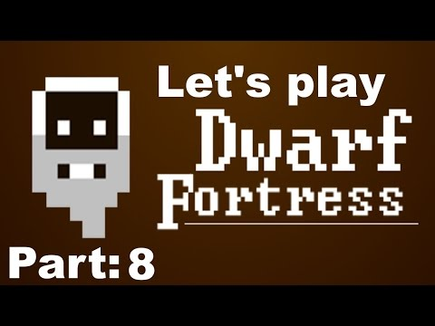 Let's play Dwarf Fortress - part 8 - The first temple