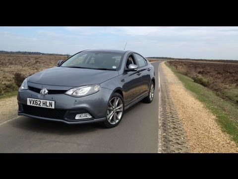 2013 MG 6 GT Diesel TSE Review: Inside Lane