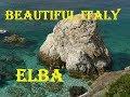 Beautiful Italy Elba Island by day