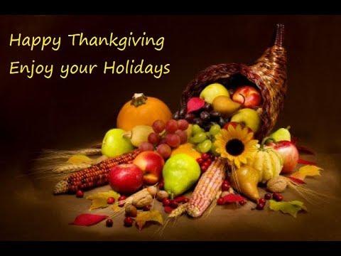 Happy Thansgiving - Check Black Friday Discounts and News